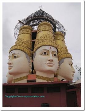 Shanmukha temple