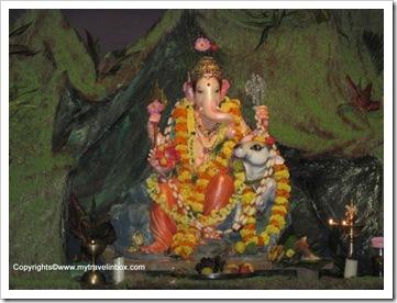 Bus Stand Ganesh Yellapur