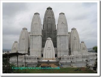 Shiva Temple - Omkara Hills