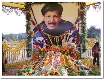 Vishnuvardhan Samadhi