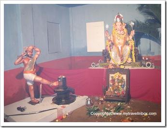 Tilak Chowka Ganesh Yellapur