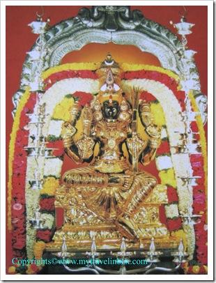 Rajarajeshwari - Divine Mother