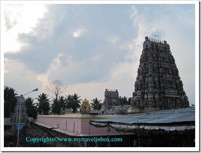 Rajarajeshwari Temple - Rajarajeshwari Nagar