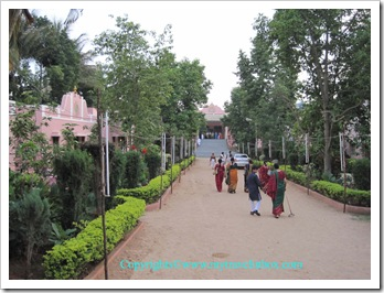 Shivaratnapuri Bhavana - Rajarajeshwari Temple