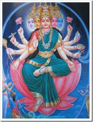Vedmata Gayatri Devi