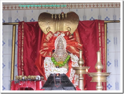 Pratyangira Bhagavati