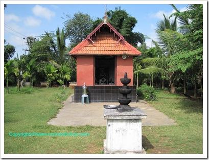 Pratyangira Bhagavati Temple