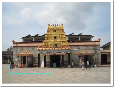 Sharadamba Temple - Sringeri