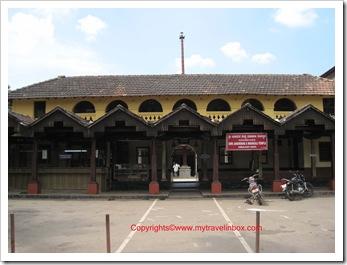 Mahakali Temple Ambalpadi