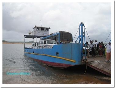 Sigandhur - Barge