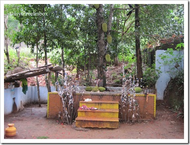 Sigandur - Bhoota Sthana